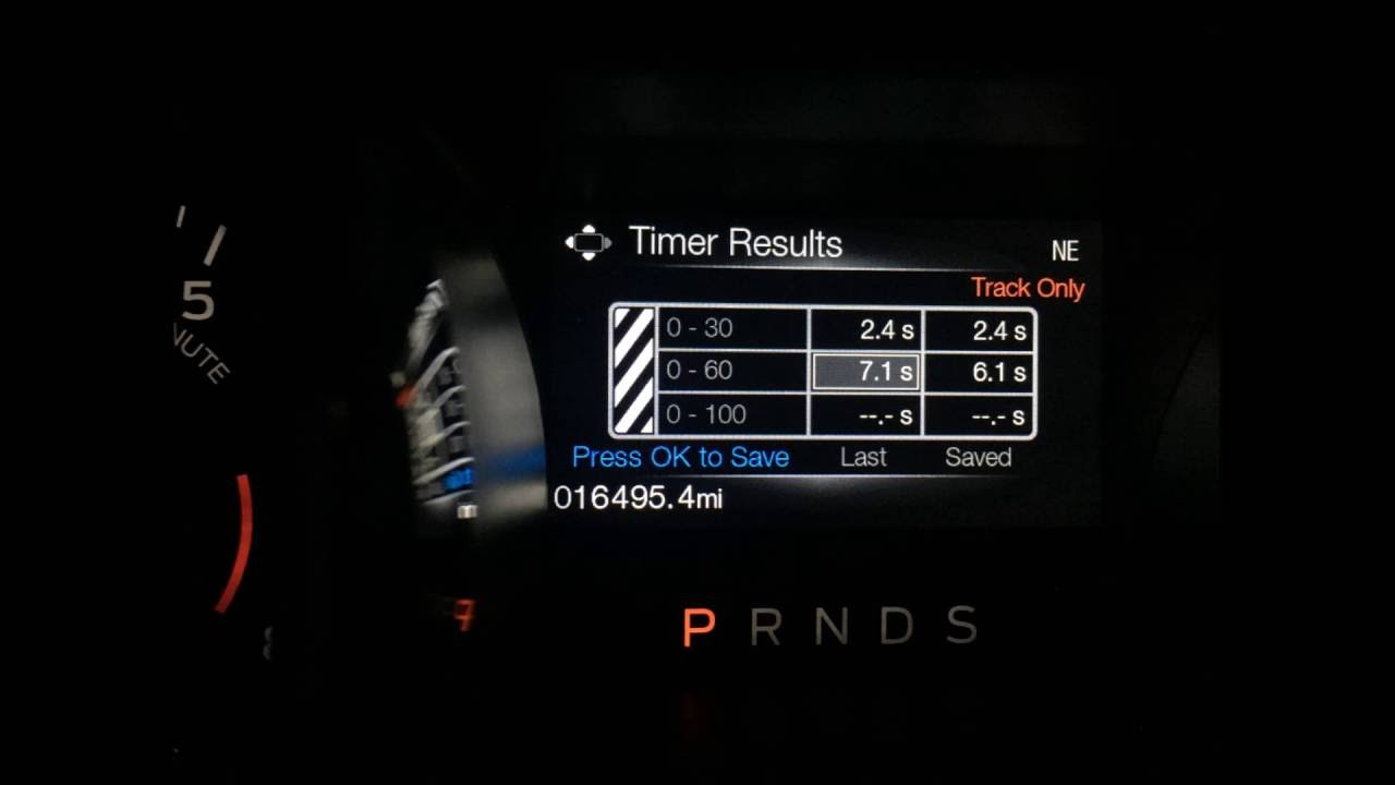2015 ford mustang v6 sport mode shifting issue