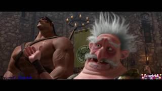 Прибытие Лордов ... отрывок из мультфильма (Храбрая сердцем/Brave)2012
