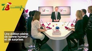 7/8 Fin d'année : les fêtes avec les équipes de TV78
