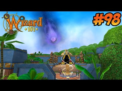 "Wizard101 Fire & Ice Walkthrough: ""THE MARSH!"" - Ep 98"