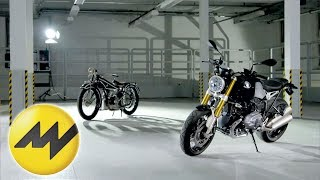BMW Motorcycle History |Motorvision