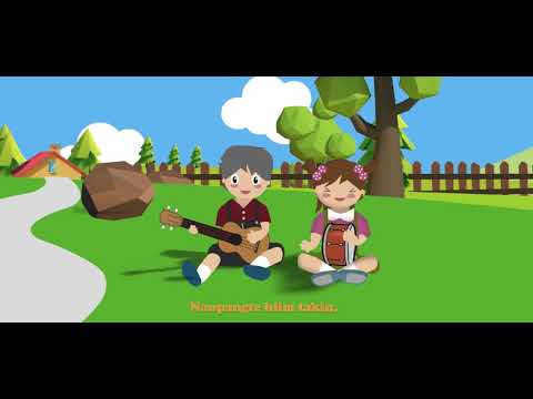 PUC Pawnto: Fakna hla (Mizo Nursery Rhymes)