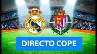 (SOLO AUDIO) Directo del Real Madrid 1-1 Valladolid en Tiempo de Juego COPE