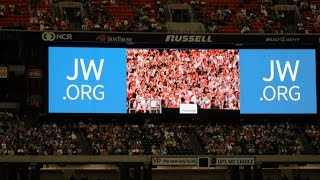 Международный конгресс Свидетелей Иеговы в Атланте (2014)