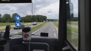 To Dronten, Netherlands