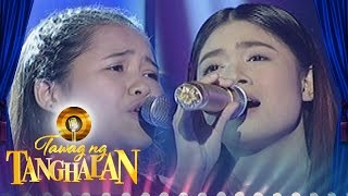 Tawag Ng Tanghalan: Querubin Llavore vs. Mary Gidget Dela Llana