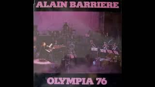 1976 _ Alain Barrière : Olympia 76