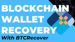 Recover Blockchain.com Wallet Passwords with BTCRecover. (Main Password or Second Password)