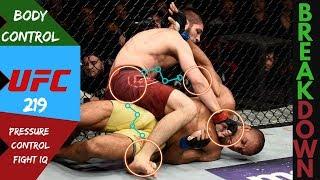 Download Khabib Nurmagomedov Control Breakdown | Dagestanian Bear | Fight IQ Mastery Mp3 and Videos