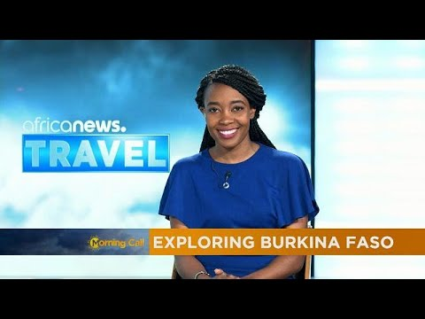 Exploring Burkina Faso [Travel]