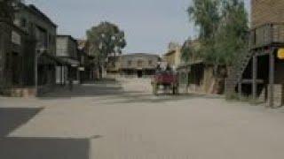 The Spaghetti Western Town In Spain's Tabernas Desert