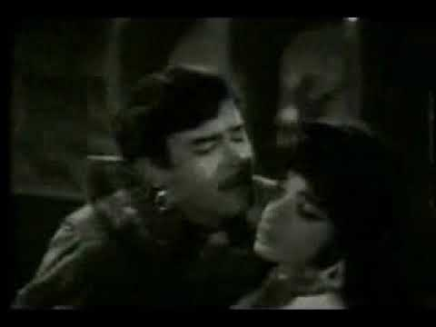 Husn Aur Ishq (1966) -  Jin Ki Tasveer Nigahon Men -  Rafi