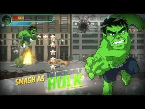 Hot New iOS Games this Week! (Jan 30) Dungeon Keeper, Marvel Run Jump Smash, Pyro Jump, and More