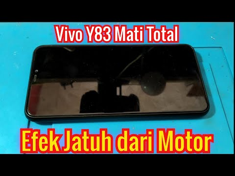 Servis HP Vivo Y12 Mati Total Done 100% Tonton Video lainnya ya sob.... TEKNISI NDESO ....
