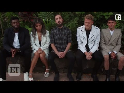 Pentatonix Breaking Up? Avi Kaplan Announces He's Leaving The Group
