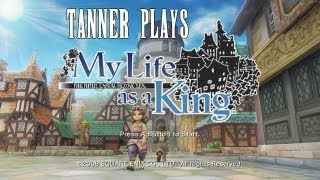 Lets Play Final Fantasy Crystal Chronicles: My Life as King - Days 1 and 2