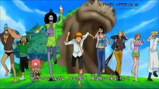 One Piece opening 12 HD 1080p