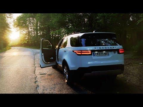 Land Rover Discovery un air de Range Velar !
