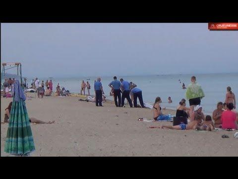 ШОКИРУЮЩЕЕ ВИДЕО!!! труп на пляже пролежал 5 часов
