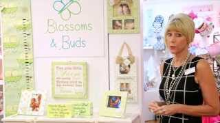 Blossoms & Buds baby decor & apparel by Evergreen Enterprises Thumbnail