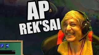 Repeat youtube video Siv HD - AP Rek'sai