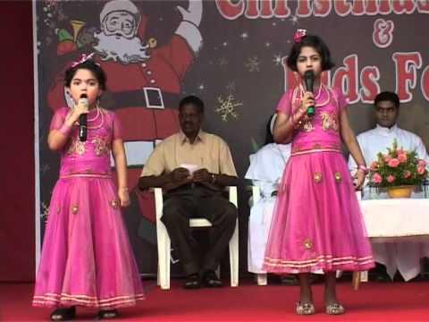 Alphonsa School Nagercoil Kids fest 2012 PART 1