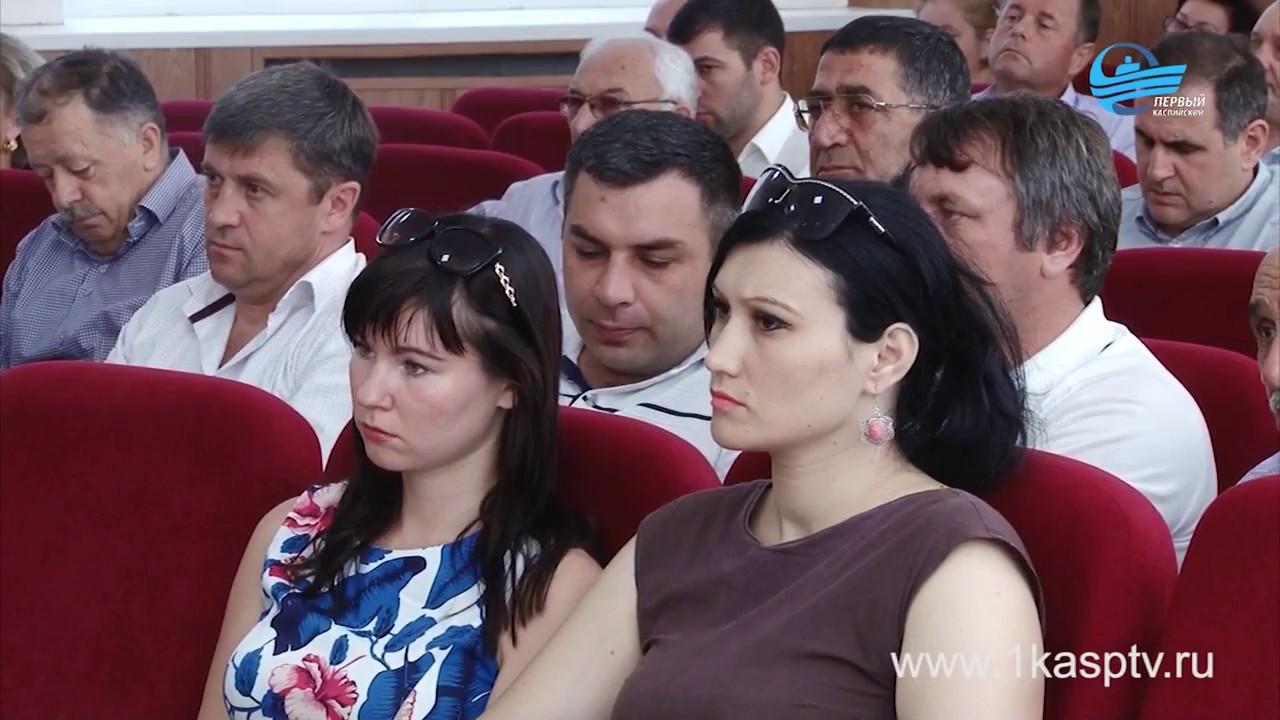 Муниципальные службы доложили  о событиях и происшествиях в Каспийске