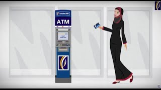 How to activate your Emirates NBD Debit Card طريقة تفعيل بطاقة الخصم من بنك الإمارات دبي الوطني
