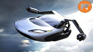 Top 10 Vehículos Voladores que No Creerás que Existan - FULL TOPS