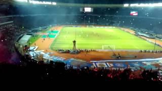 AREMA 2 - 0 Persib. Lagu Salam Satu Jiwa Menggema Di GBK