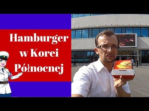Jak smakuje hamburger w Korei Północnej? - Podróż po Korei Północnej