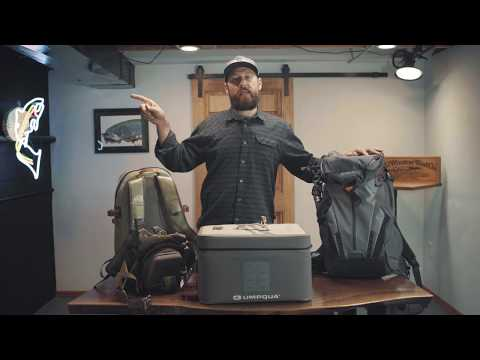 WHAT'S IN THE BAG? Fly Fishing Packs We Fish Daily With Davis James