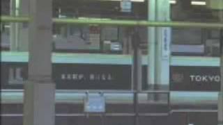 JR東日本CM TOKYO STATION CITY