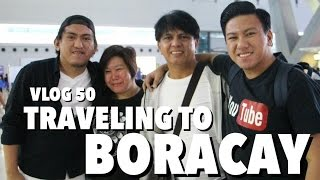 Video VLOG 50: Traveling To Boracay 2016 (Boracay, Philippines) download MP3, 3GP, MP4, WEBM, AVI, FLV Desember 2017