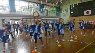 2017手々小中学校運動会2