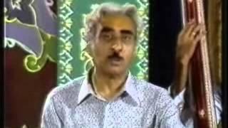 Ustad Rahim Bakhsh - Betab Shoudam Saqi (Old Afghan Song)