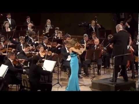 Mendelssohn Violin Concerto in E minor - Anne Sophie Mutter