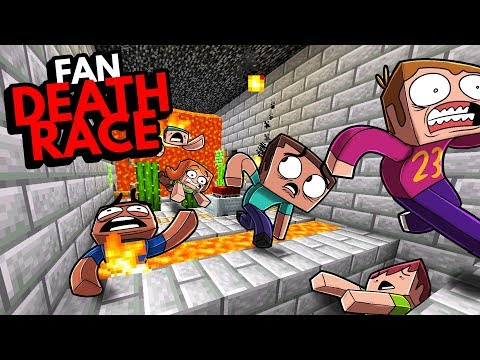 200 Minecraft Players Escape Impossible Parkour to Win $$$