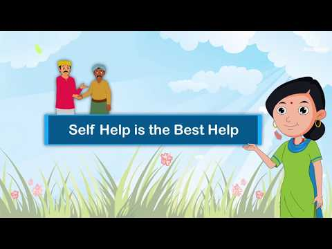 Self Help Is The Best Help | English Stories With Moral For Kids | Story Time | Periwinkle