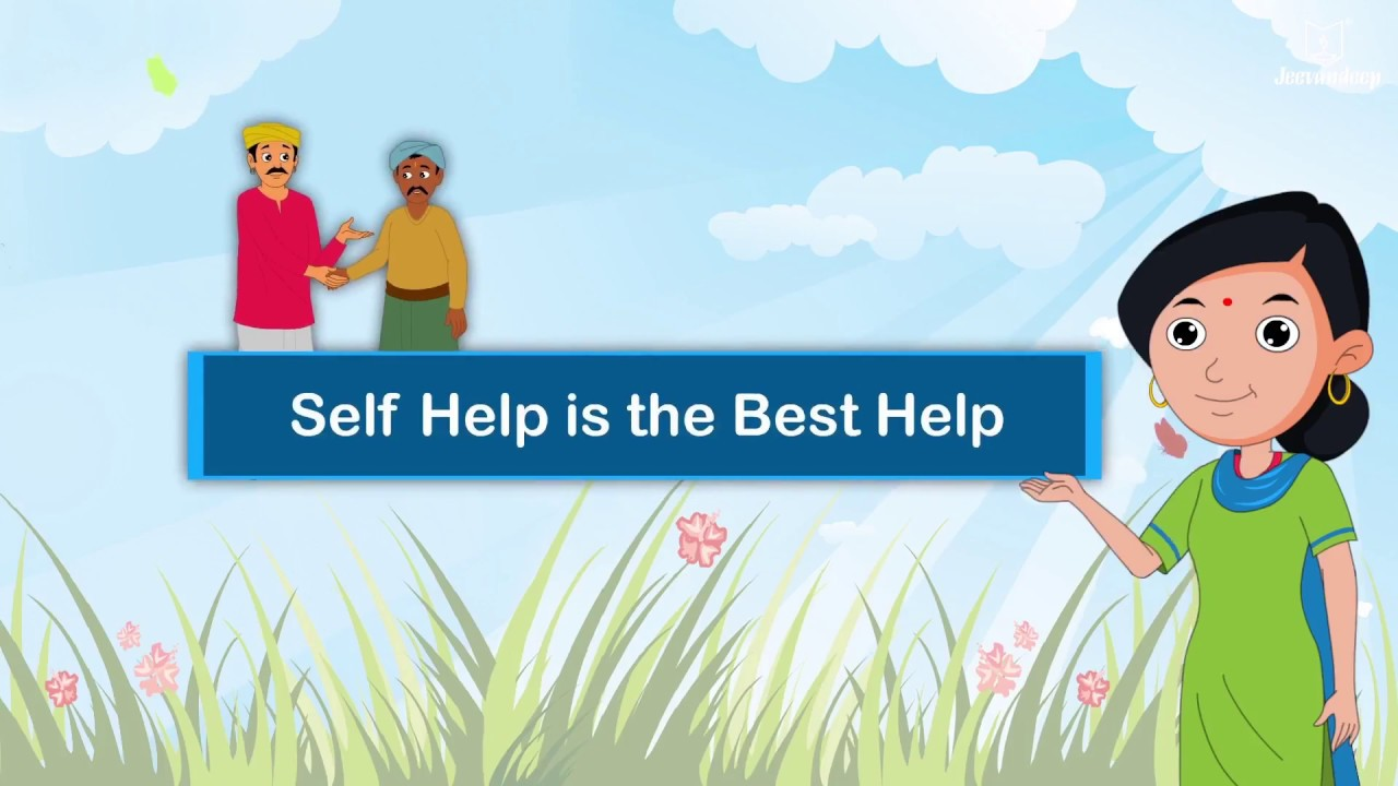 Self Help Is The Best Help | English Stories With Moral For Kids | Story Time