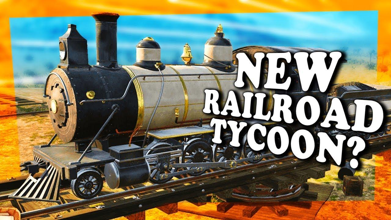Railway Empire - New Railroad Tycoon?