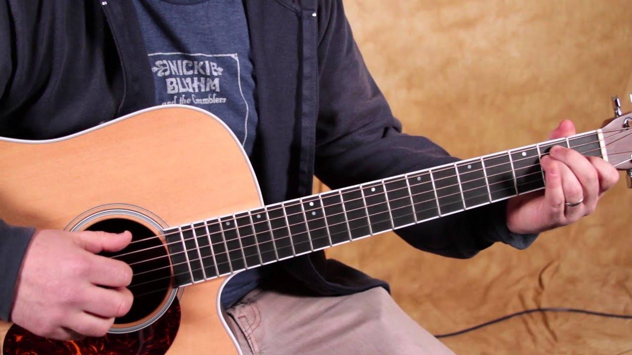 beginner fingerstyle guitar lesson basic finger picking guitar lessons youtube. Black Bedroom Furniture Sets. Home Design Ideas