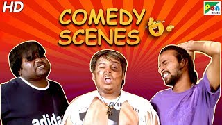 Beat Best Of Comedy Scenes | Hindi Dubbed Movie | Ajith, Harshika Poonacha | HD