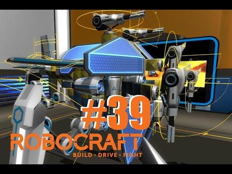 robocraft how to make a flyer