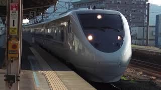 681系2000番台 特急しらさぎ11号金沢行き@敦賀