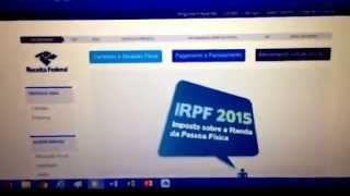 Como baixar o aplicativo IRPF 2015