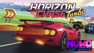 Just Gaming... Horizon Chase Turbo - PS4 - Chile