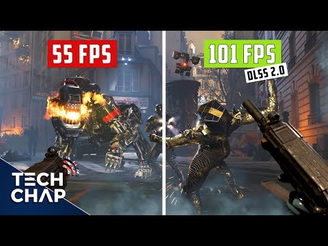 NVIDIA DLSS 2.0 Tested!   The Tech Chap