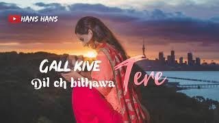 😘 punjabi romantic song😍 whatsapp status video    gf 💏 bf love New Punjabi Whatsapp Status