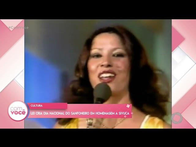 Cultura: lei cria Dia Nacional do Sanfoneiro em homenagem a Sivuca- Com Você
